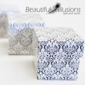 Damask Favour Box