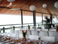 Beach Theme Wedding Morteon Bay Trailer Boat Club (2).jpg