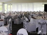 Black White and Red Damask Wynnum Golf Club.jpg