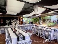 Black and White Damask Home Wedding.jpg