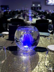 Awards Night Geo Centrepiece