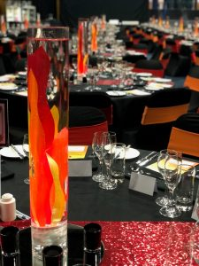 Awards Night Red Hot Theme