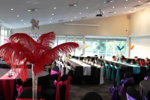 Melbourne Cup Feathers
