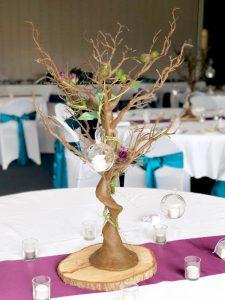 Manzanita Tree Brown with Purple