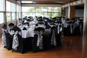 School Formal Black & White Theme