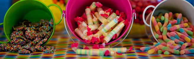Candy Buffets Banner