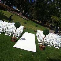 Wedding ceremony gallery